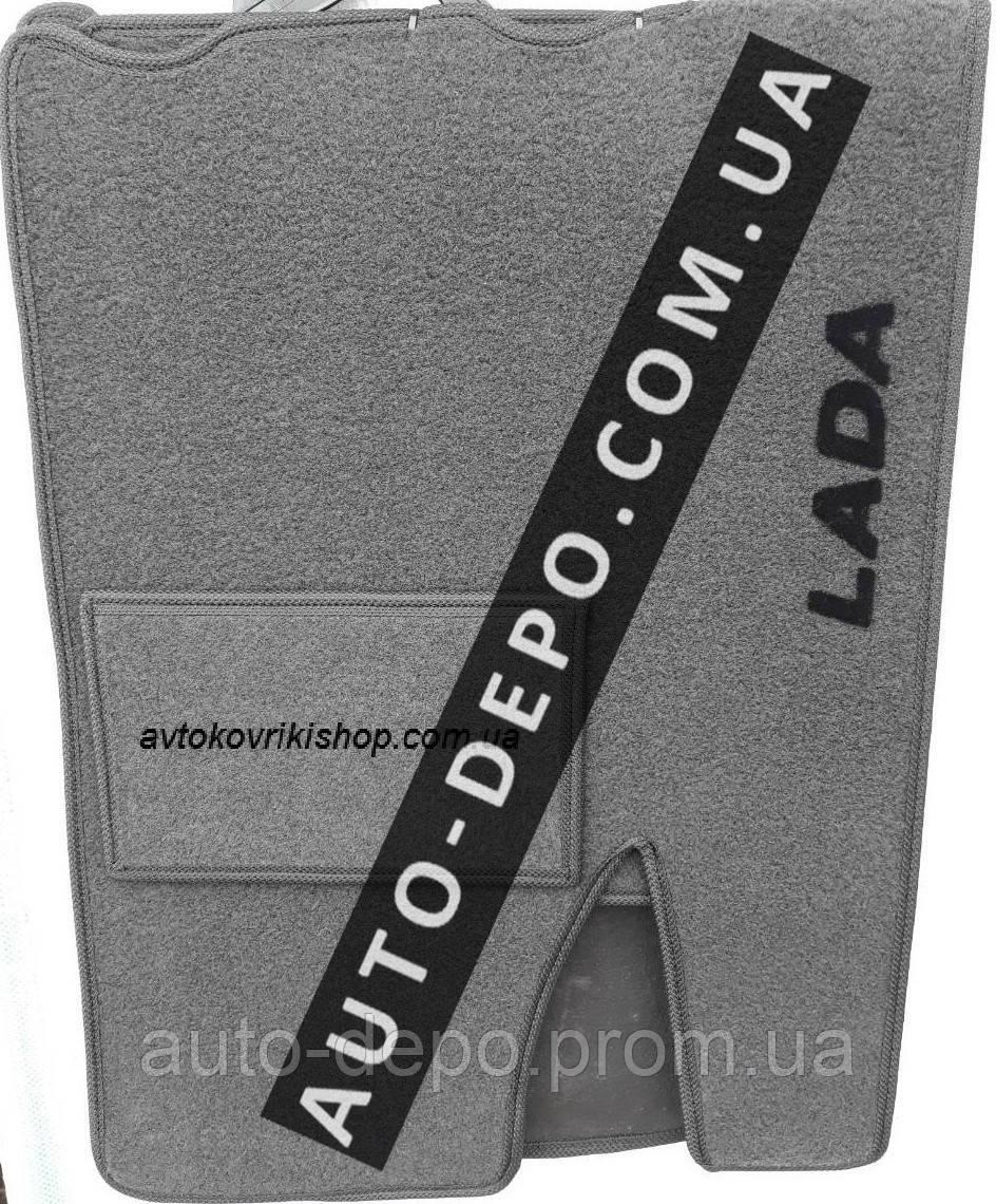 Ворсовые коврики Lada 2112 1998-2009 VIP ЛЮКС АВТО-ВОРС