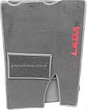 Ворсовые коврики Lada 2112 1998-2009 VIP ЛЮКС АВТО-ВОРС, фото 3