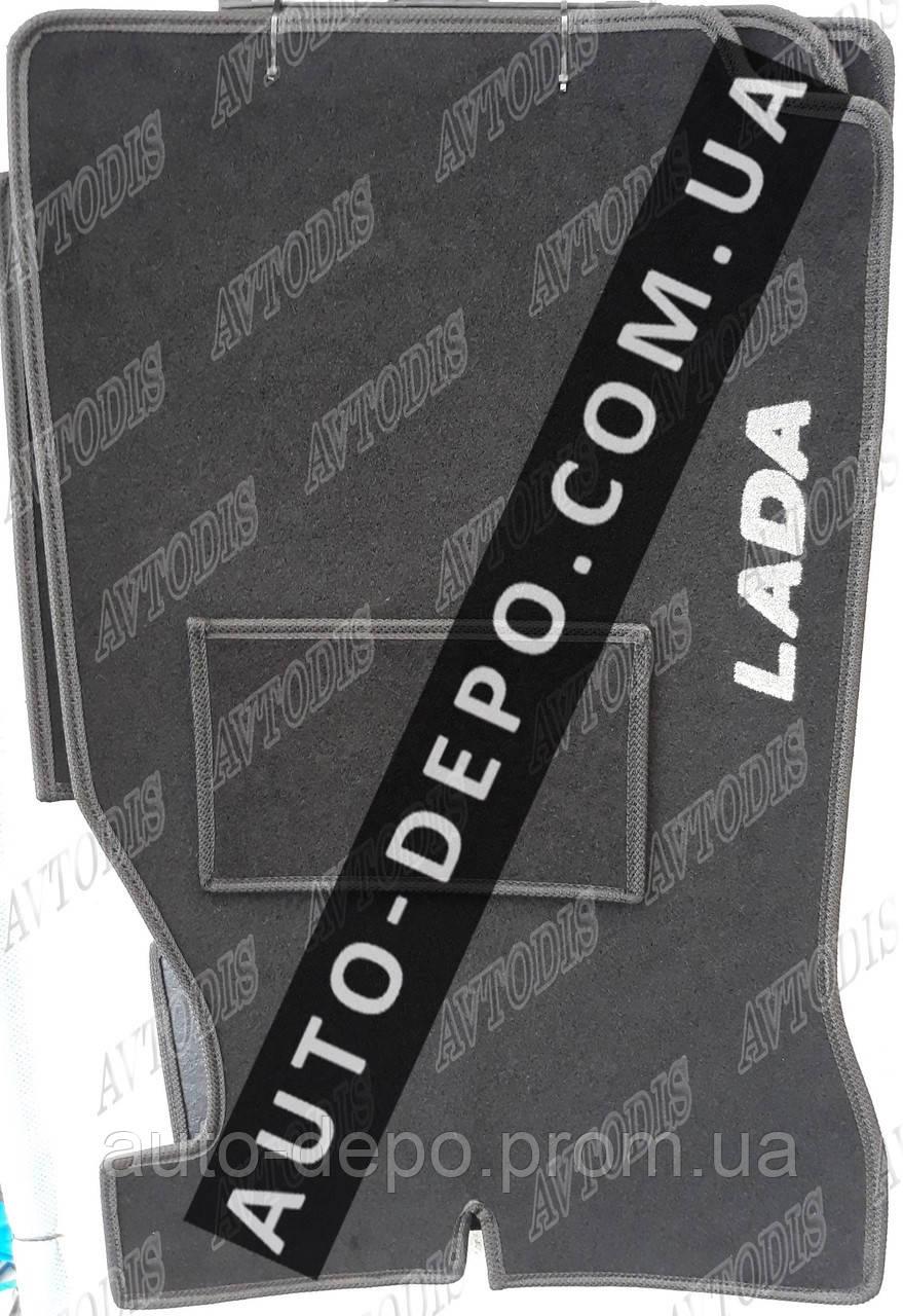 Ворсові килимки Lada 2190 Granta 2011 - VIP ЛЮКС АВТО-ВОРС