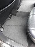 Ворсовые коврики Jeep Grand Cherokee 1998-2005 VIP ЛЮКС АВТО-ВОРС, фото 4