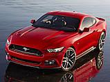 Ворсовые коврики Ford Mustang 2014- VIP ЛЮКС АВТО-ВОРС, фото 10