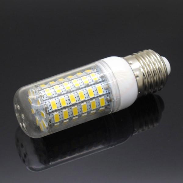 Энергосберегающая светодиодная лампа 25 Вт 220В теплый свет