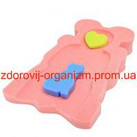 Поролоновая вкладка в ванночку (цвета в ассортименте)