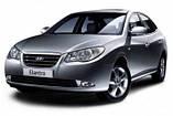 Ворсовые коврики Hyundai Elantra 2007- VIP ЛЮКС АВТО-ВОРС, фото 10