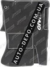 Ворсові килимки Honda Civic 2001 - МКП=АКП VIP ЛЮКС АВТО-ВОРС