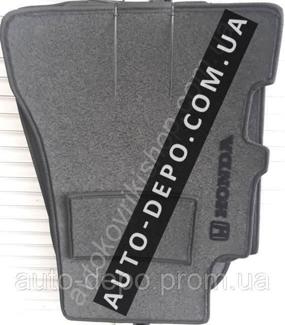 Ворсові килимки Honda HR-V 1999 - АКП (5 дверей) VIP ЛЮКС АВТО-ВОРС