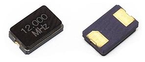 Кварцовий резонатор 12,00 МГц 20пФ 2Pin SMD 5032