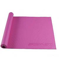 Коврик для йоги и фитнеса SportVida PVC 4 мм, Спортивный каремат для тренировки, пилатеса, гимнастики Йога мат