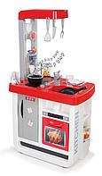 Интерактивная кухня Smoby Bon Appetit Red 310800