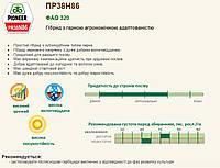 Кукуруза пионер ПР38Н86 / PR38N86 ФАО 320