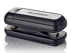 Міні зварювач пакетів ручної SilverCrest SFSGM 1.5 A1, пристрій для запаювання плівки, термозваркою для пакетів
