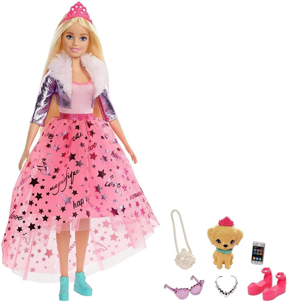 Кукла Барби Приключения Принцессы