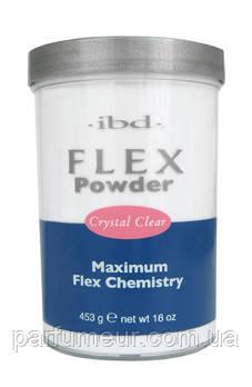 IBD Crystal Clear Flex® Polymer Powder 454 г.