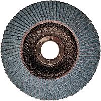 Круг лепестковый торцевой 125 мм (КЛТ) Т29 P120 (конус), фото 1