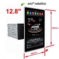 Автомагнитола KLYDE 1280, PX6 4+32Gb, голосовое управление, CarAuto, Android