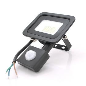 Прожектор с датчиком движения SLIM SENSOR LED RITAR RT-FLOOD/MS20A, 20Вт 220В