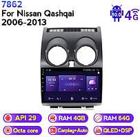 Штатна магнітола ECOBOOST FFT740Q-1161 NISSAN QASHQAI 2008-2013