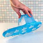 ОПТ Тапочки для душу Bathroom shoe масажні тапочки шльопанці з пемзою, фото 2