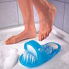 ОПТ Тапочки для душу Bathroom shoe масажні тапочки шльопанці з пемзою, фото 4