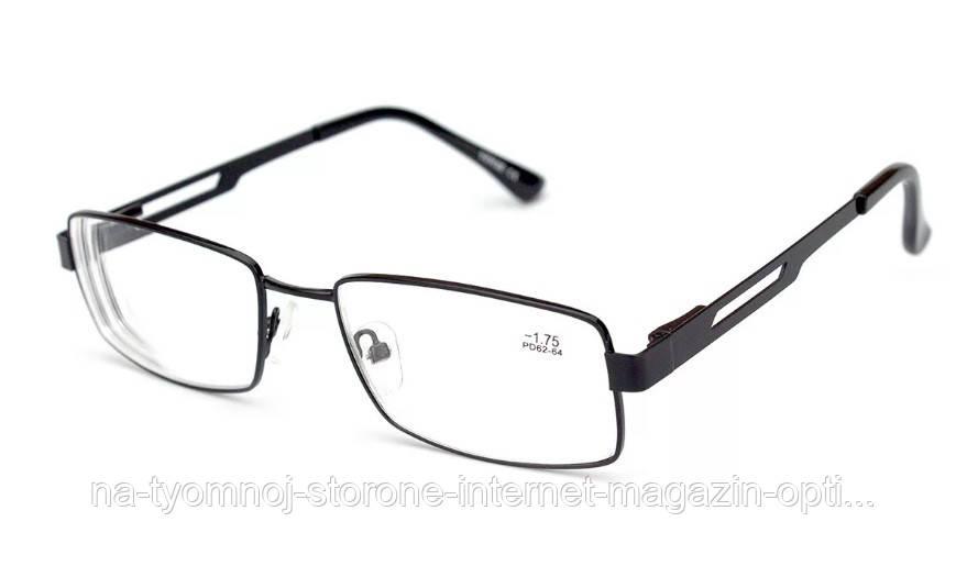 Очки для зрения в металлической оправе Verse 20117S