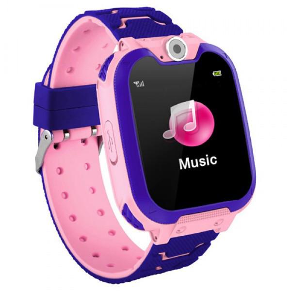 Дитячі розумні смарт годинник c GPS TD07, Smart baby watch з камерою, прослуховуванням, Годинник-телефон для