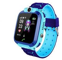 Детские умные смарт часы c GPS TD07, Smart baby watch с камерой, прослушкой, Часы-телефон для детей c трекером