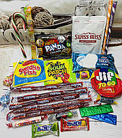 Коробка сладостей с Японии и Америки Sweet Box
