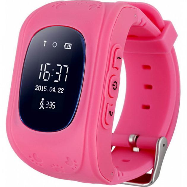 Дитячі розумні смарт годинник c GPS Smart Baby Watch Q50, з прослуховуванням, Годинник-телефон для дітей з