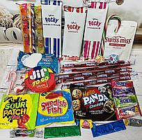 Сладости в коробке Sweet Box из Японии и Америки