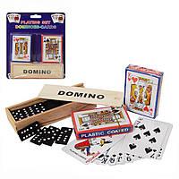 Настольная игра Домино Playing Set A140