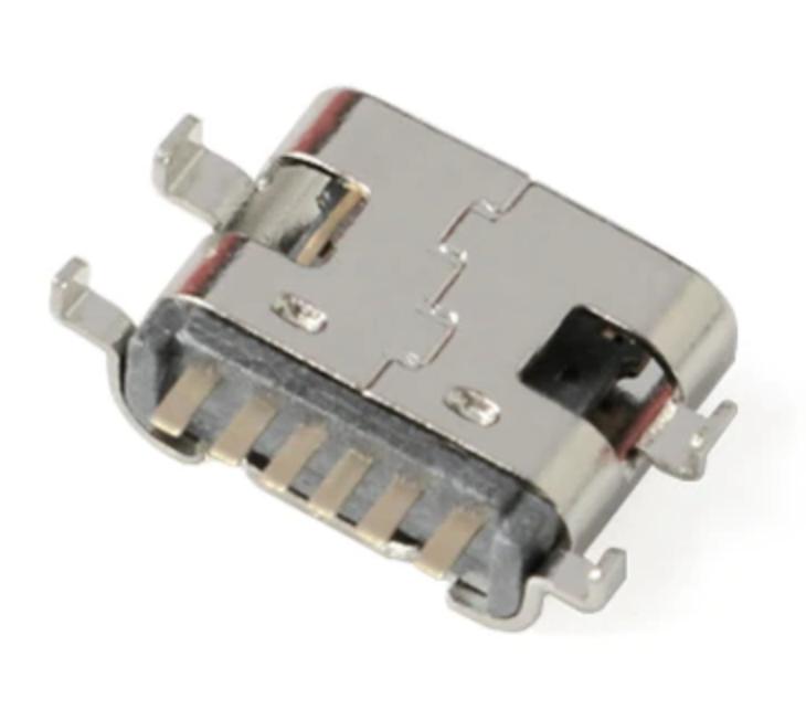 Роз'єм Type-C 6 pin 1.6 мм