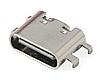 Роз'єм Type-C 6 pin 1.6 мм, фото 3