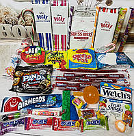 Сладости в коробке японские и американские Sweet Box