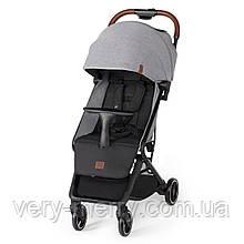 Прогулочная коляска Kinderkraft Nubi Gray (KKWNUBIGRY0000)