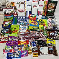 Большой набор сладостей из Японии и США Sweet Box