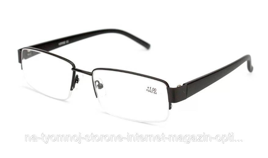 Очки для зрения в металлической оправе Verse 20119S