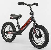 "Велобіг ""CORSO"" 42812 сталева рама, колесо 12 ""надувні колеса"