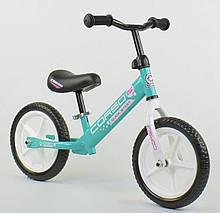 """Велобіг від """"CORSO"""" 17008 сталева рама, колесо 12 """"EVA (піна)"""