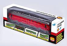 Потяг швидкісний інерційний