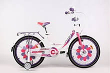 """Велосипед 12 BMX ST """"LILLIES"""" рама Сталева Hi Tensile 12 """" Виделка Сталева 12 """""""