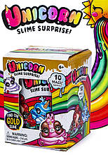 Слайм-сюрприз Unicorn Gold