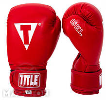 Перчатки для бокса Maraton Title Gel # 8 OZ