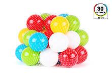 """Іграшка """"Набір кульок для сухих басейнів ТехноК"""" Арт.5538"""