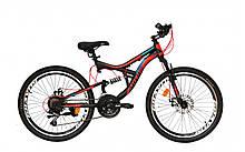 "Велосипед 24 AMT-susp. ST ""BUGGY"""