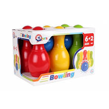 Іграшка «Набір для гри в боулінг ТехноК», арт.4692
