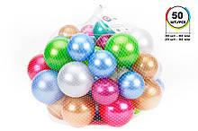"""Игрушка """"Набор шариков для сухих бассейнов ТехноК"""", арт. 7310"""