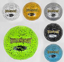 М'яч Волейбольний З 40095 6 кольорів, м'яка який PVC. 280 грам, гумовий балон