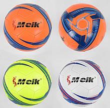 М'яч Футбольний З 40045 3 кольори, 340 грам, матеріал PVC, гумовий балон