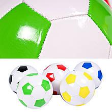 М'яч футбольний BT-FB-0243 PVC 270г 5кол. / 50 /