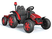 Електромобіль T-7313 RED трактор на Bluetooth 2.4 G Р/У 12V4.5AH мотор 1*35W з MP3 103*70*70 /1/